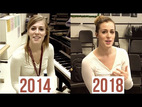 Evolution of Park Ridge Choirs 2014-2018