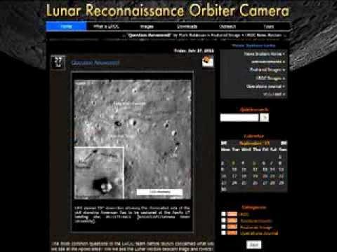 Moonfaker: LRO, Flag Or No Flag?