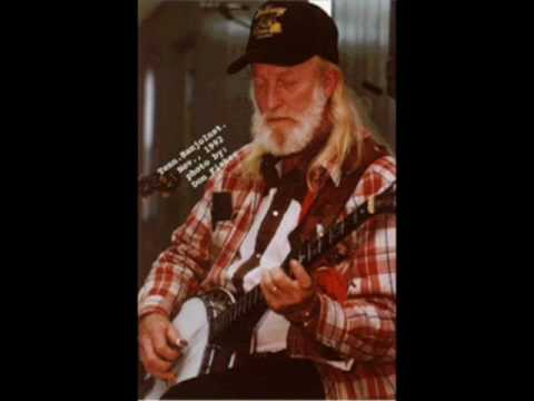 In Memory Of Courtney Johnson-Banjo Player-1939-1996