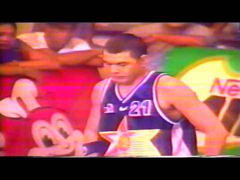MBA Manila vs  Cagayan de Oro Sept  5th, 1999
