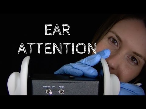 Ear Attention: Binaural ASMR for Tingles and Sleep
