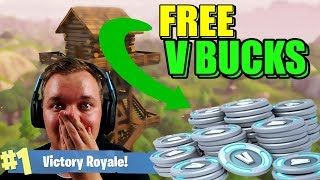 SO YOU GET FREE VBUCKS!! -KillaJ-Fortnite Battle Royale English