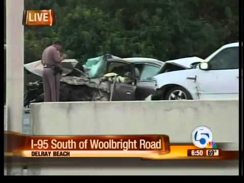 Accident On Woolbright Today