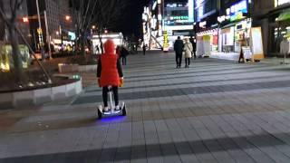 샤오미 나인봇 미니 10살 어린이도 타기 쉽네요~