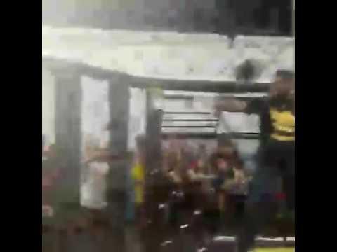 Michael Vs Airton Do Boxe Ribeiro Goold Blak