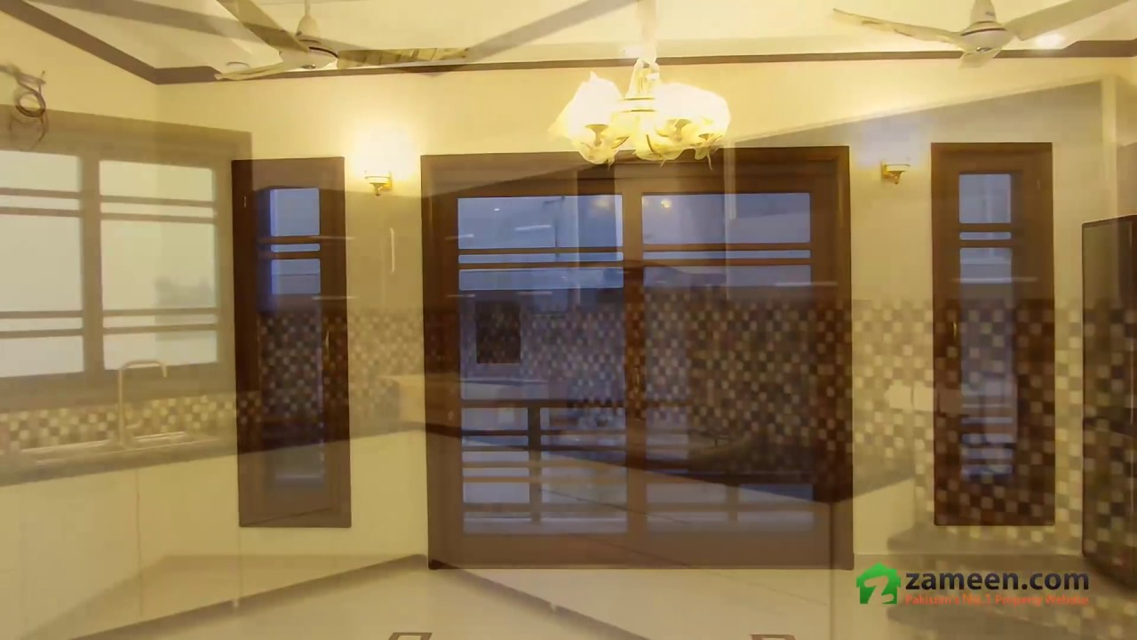 Brand New 500 Sq Yards Bungalow For Sale Located In Dha Phase 7 Karachi