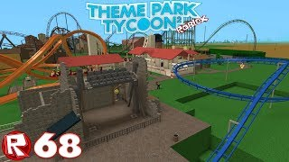 Roblox - Episode 68 | Theme Park Tycoon 2 - Spin-Apocalypse / FR