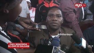 Maneno ya RC Makonda, RC Gambo baada ya Simba kuifunga Arusha united