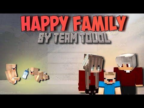 Happy Family Minecraft Addon BETA Test Part #2