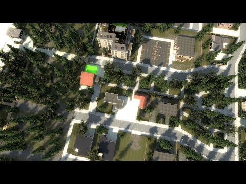 Garry's Mod Map Review: Gm_BetaC17 (Dark moody city, hl2