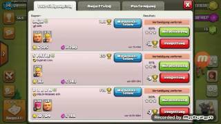 Rathaus lvl 4!!! let's play clash of clans #013