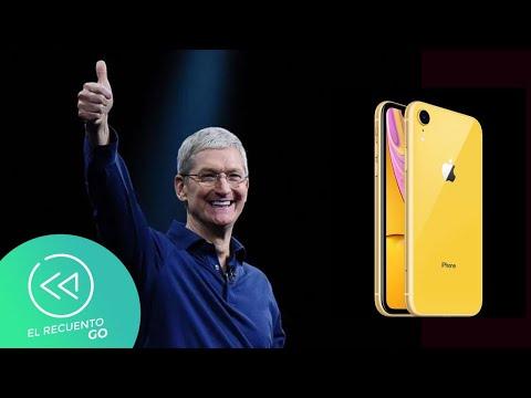 Apple BAJA el precio del iPhone Xr | El Recuento Go