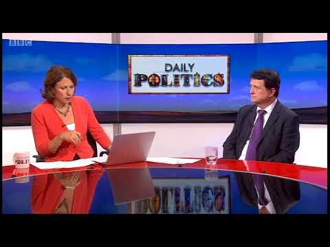 Gerard Batten on Daily Politics