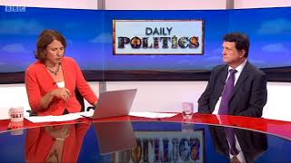 Gerard Batten on Daily Politics