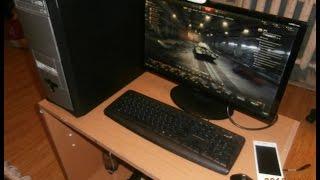 игровой компьютер full hd монитор за 7000 руб в 2015 году это реально