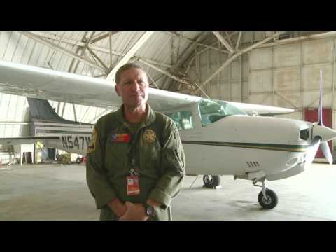Flying High With A South Carolina DNR Pilot
