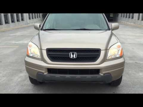Used High mileage Honda Pilot review