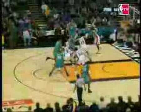 NBA Dunks Part One 2006-2007