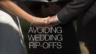 Avoid These Wedding Ripoffs