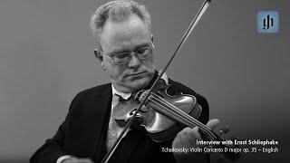 ピョートル・イリイチ・チャイコフスキー ヴァイオリン協奏曲 HN 685 ww...