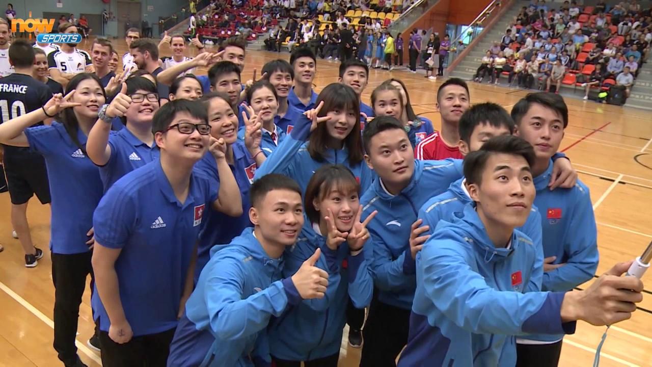 《體貼‧香港》世界足毽錦標賽團體賽精華 - YouTube