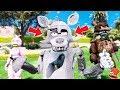 BRAND NEW SILVER FOXY ANIMATRONIC! (GTA 5 Mods For Kids FNAF RedHatter)