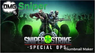 Dead to the world, Sniper strike special ops Zombies (Sniper)