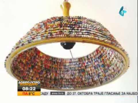 Umetnost od reciklažnih materijala