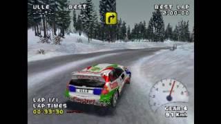 V-Rally 2 - Sweden - Toyota Corolla
