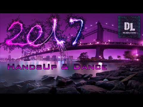 Techno 2017 Hands Up & Dance - 170min Mega Mix - #013 [HQ] - New Year Mix