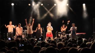 Amanda Palmer live in Vienna 2011 - Super Cates Powerhour 9/23