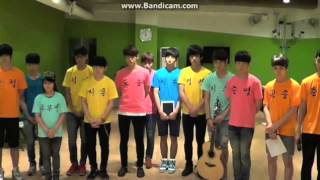 Download Lagu [ENG] 130709 SEVENTEEN Getting Scolded