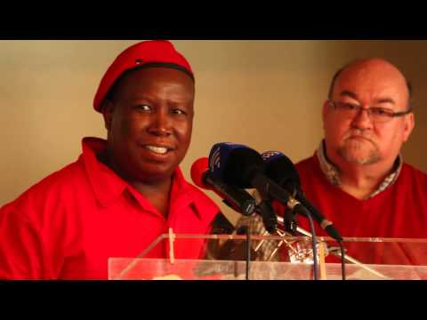 Julius Malema predicts President Jacob Zuma will not complete second term