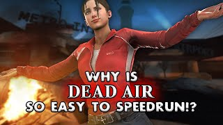 Why is Dead Air SO EASY to SPEEDRUN (L4D2)