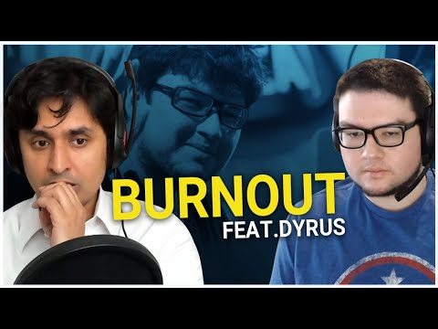 Dealing With Burnout Ft. Dyrus | Dr. K Interviews