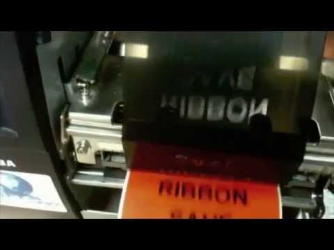 Ribbon Saver thermal transfer Toshiba.m4v