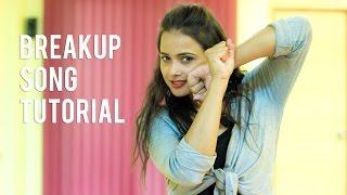 Breakup Song   Ae Dil hai Mushkil   Dance Tutorial   Aditi Saxena