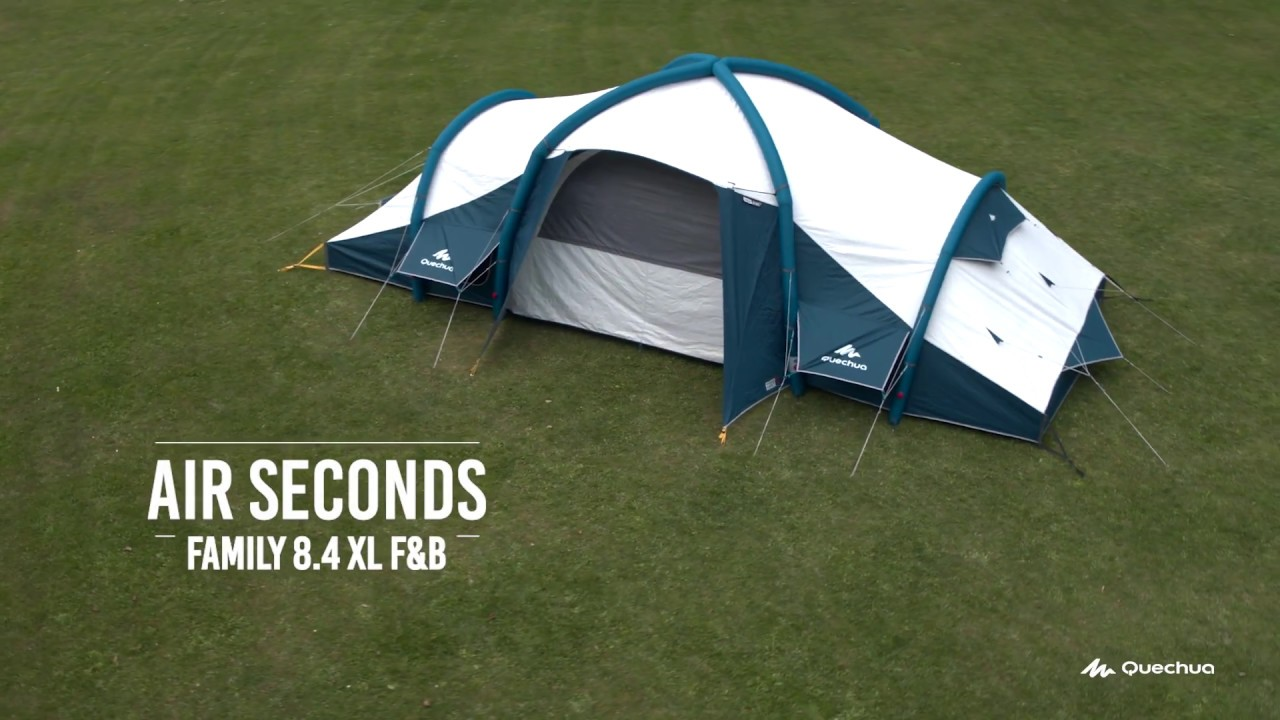 76bee228f QUECHUA - AIR SECONDS 8.4 XL F B - UNFOLD