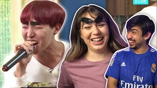 bts reacting to themselves - HILARIOUS COUPLES REACTION!