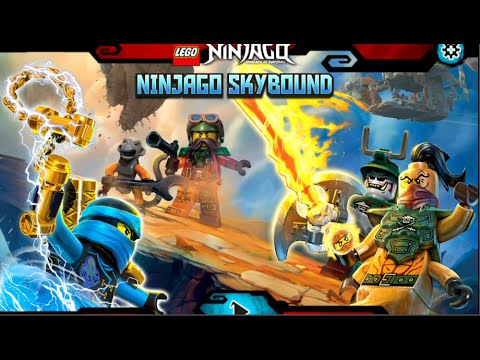 LEGO® Ninjago Skybound Action Android İos Free Game ...