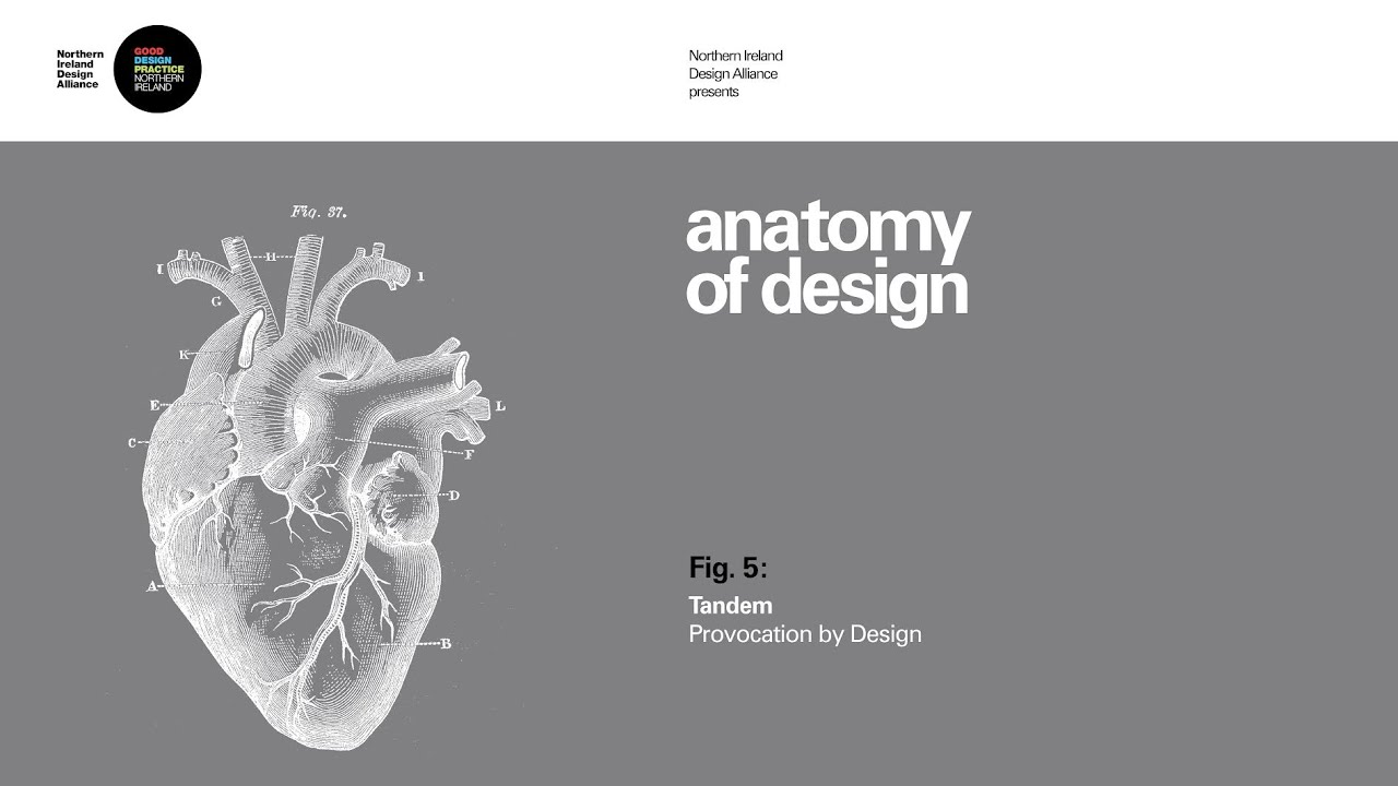 Anatomy Of Design 005 Andrew Todd Provocation By Design Youtube