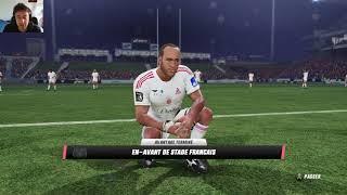LA ROCHELLE - STADE FRANÇAIS : Rugby Challenge 3