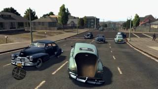 HOW BIG IS THE MAP in L.A. Noire? Drive Across the Map