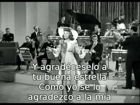 Dinah Shore - Thank Your Lucky Stars - 1943.