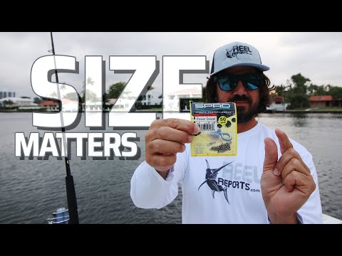 Smaller Swivels Make Big Difference – How To Rig Wire Leaders Fishing Tip