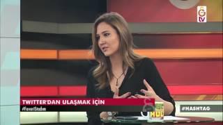 GSTV | Nazlı Öztürk ve Çağıl Özge Özkul'un hazırlayıp sunduğu Hashtag Programı (13 Mayıs 2016)