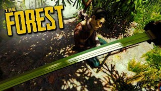 KATANA TROUBLES! - The Forest Multiplayer Gameplay! (Episode 5)
