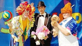 Цирк-клоуны-фокусники-дрессированные животные-артисты на праздник!
