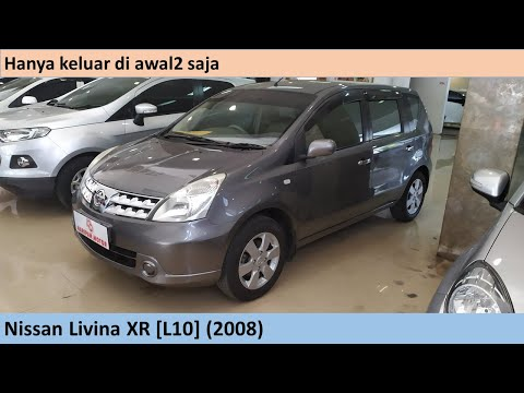 Nissan Livina XR A/T [L10] (2008) Review - Indonesia