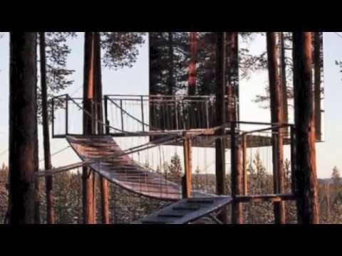 treehouse master top 10 treehouses that you can rent by oddinnscom youtube - Treehouse Masters Mirrors